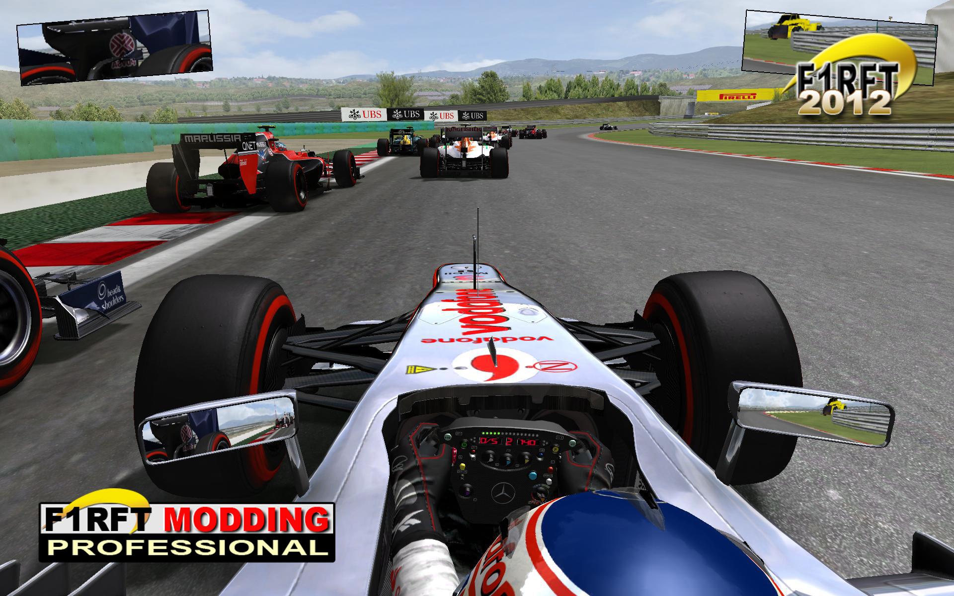 rFactor - Gametool - Racing Games & Mods